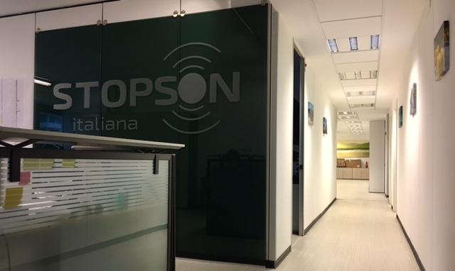 Stopson Milan Headquarter