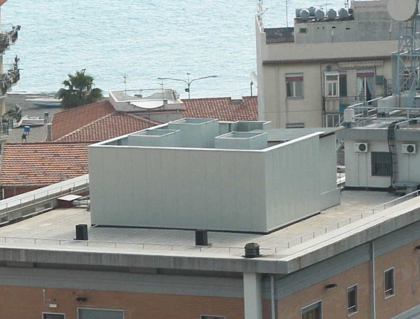 HVAC Acoustic Barriers