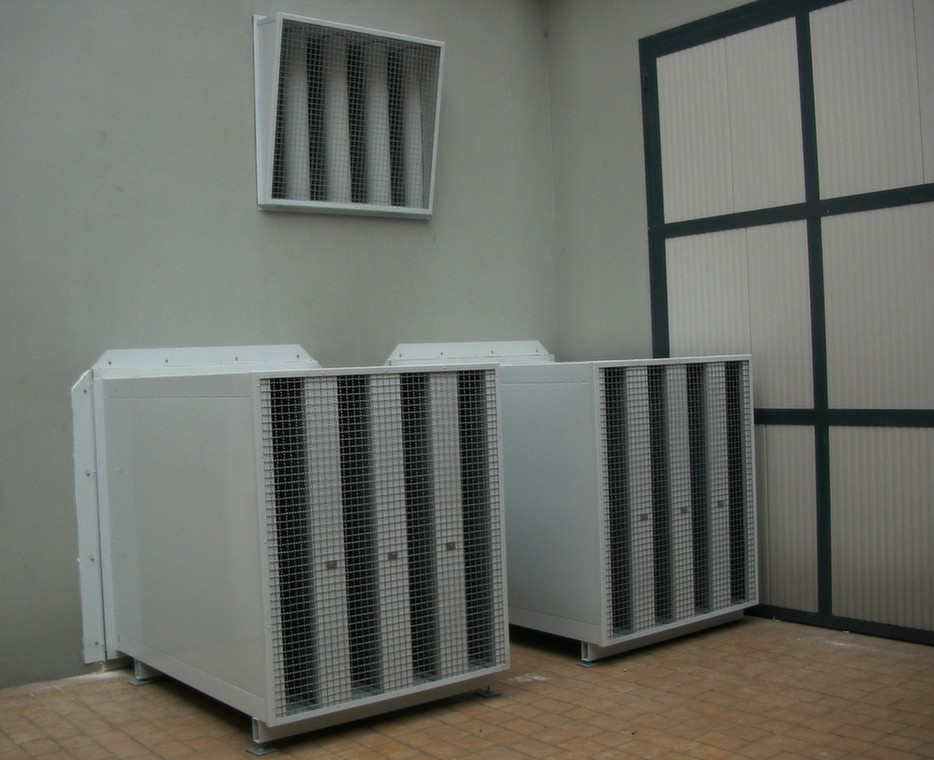 Stopson Ventilation & Duct Silencers