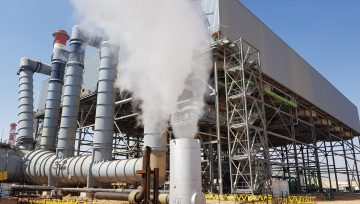 Stopson Italiana delivered Blow-Off Services to 2 Power plant in Egypt