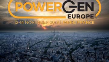 Stopson Italiana a Parigi per il PowerGen Europe 2019