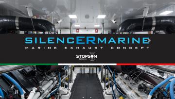 SilencERmarine is now a Stopson Italiana brand