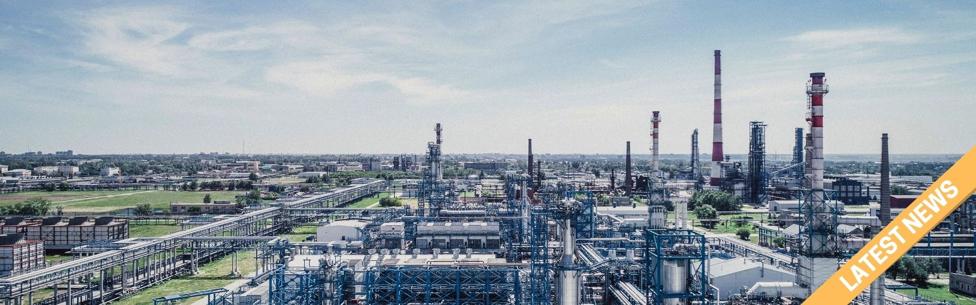 STOPSON ITALIANA VENT SILENCERS TO SOUNDPROOF OMSK REFINERY IN RUSSIA