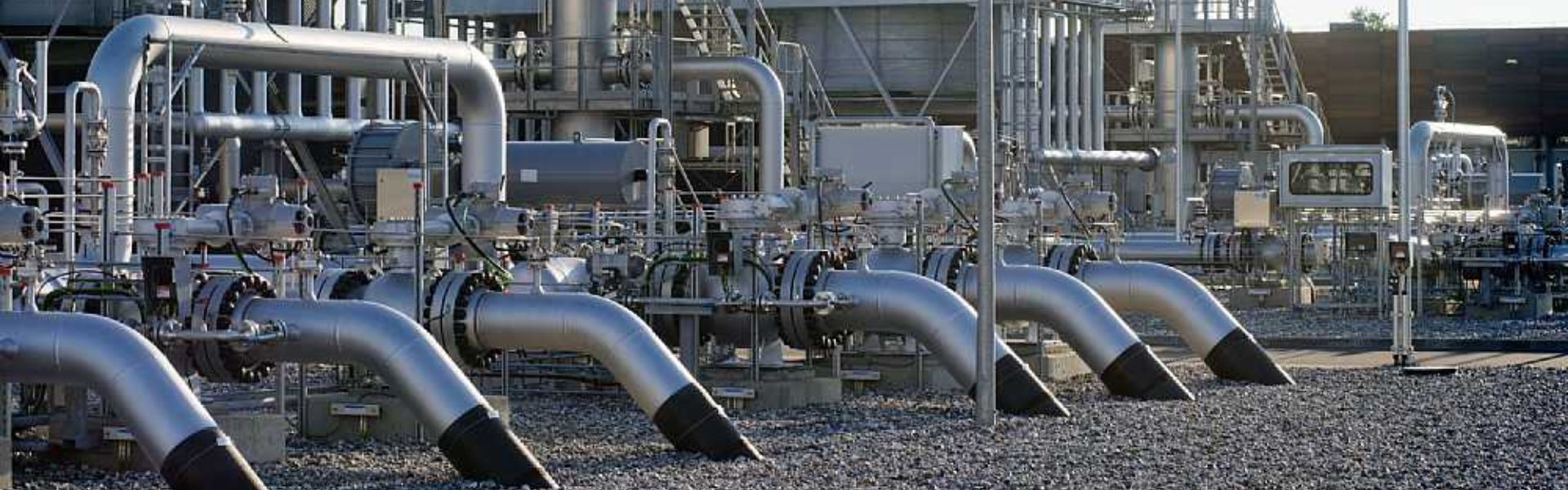 IN-LINE SILENCERS FOR GAS COMPRESSION STATION IN DENMARK