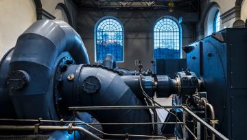 Soluciones de Reducción de Ruido para Centrales Hidroeléctricas